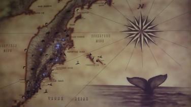 (Pirat)Map of Kamchatka