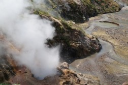 Erruptive geyser!