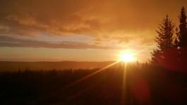 213_Sunset in Homer