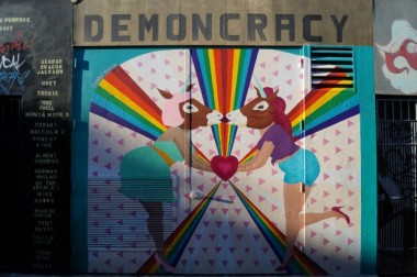 California Street Art