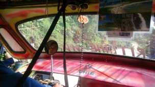 Best tricycle driver ever...