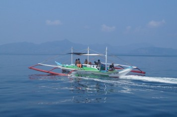 Filipino Pumpboat