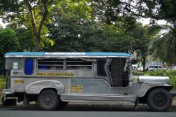 Jeepney - the one and only landmark of the Philippines
