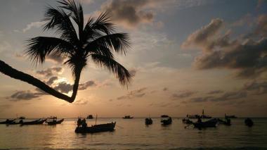 Beautiful sunsets garantued...