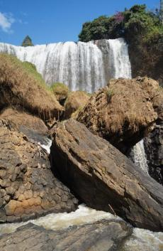 The Elephant Waterfall