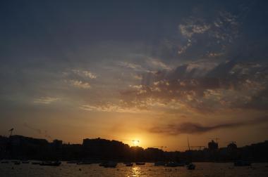 11_Sunset Valetta