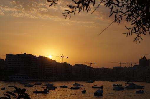 12_Sunset Valetta
