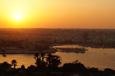 22_Sunset Valetta